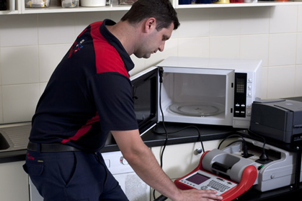 Microwave Testing Sydney