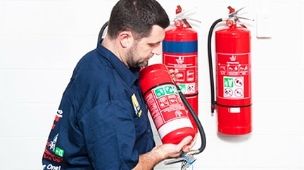 fire safety services caloundra