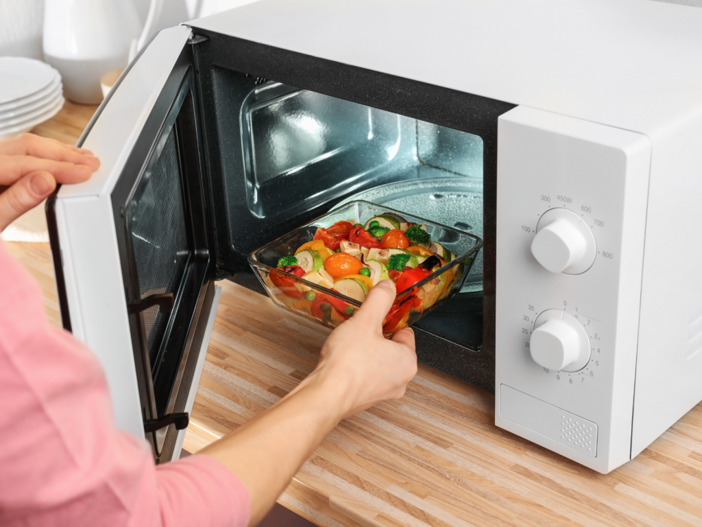 How do I know if my microwave is bad?